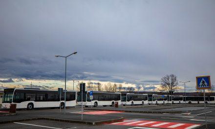 Primul lot de autobuze tip hibrid pentru transportul public a ajuns în  Târgovişte