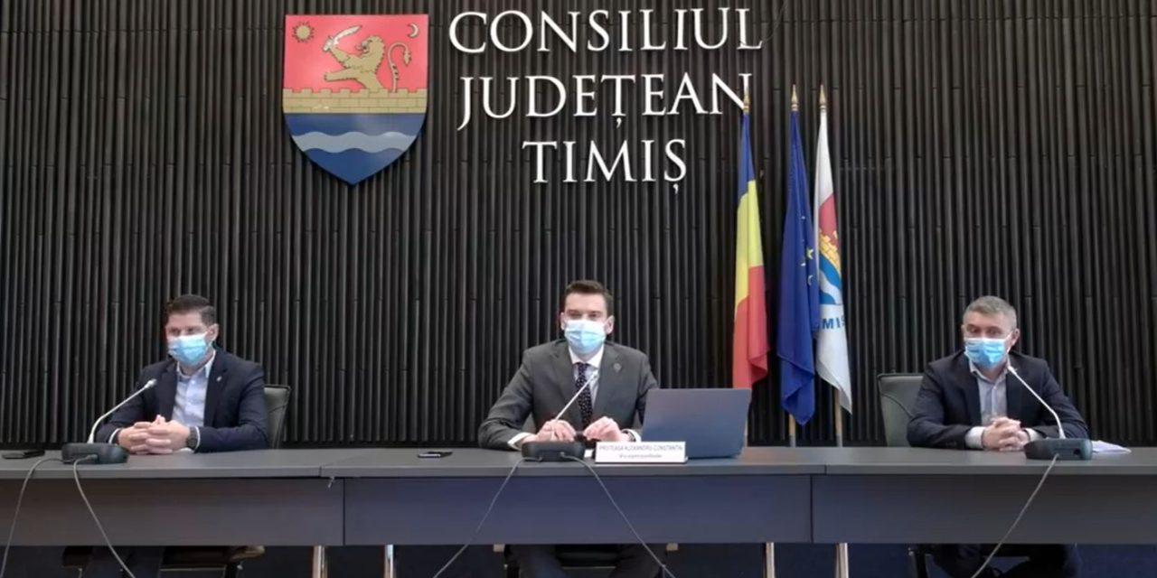 CJ Timiş şi primari comunali cer Ministerului Transporturilor să reconsidere traseul viitoarei autostrăzi spre Serbia
