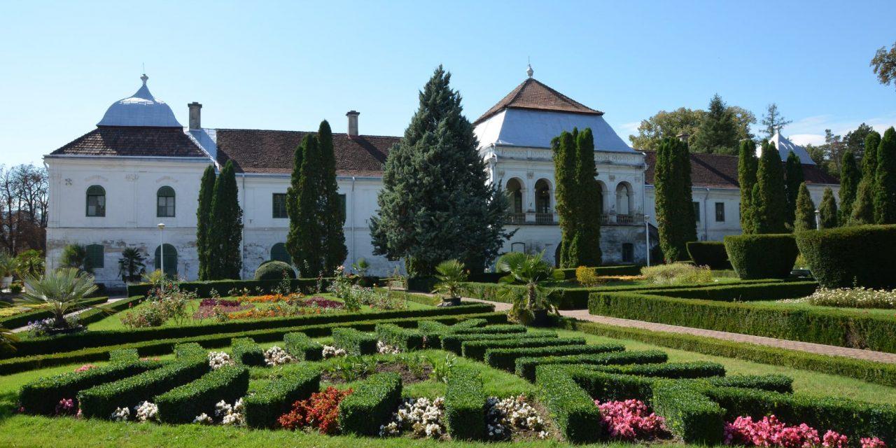 Consiliul Judeţean Sălaj iniţiază demersurile de achiziţionare a Castelului Wesselenyi