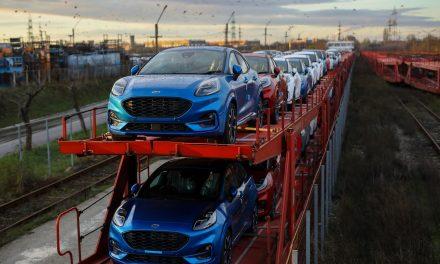 Puma este cel mai bine vândut model al gamei Ford în primul trimestru al acestui an