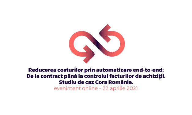 Eveniment online despre automatizare și transformare digitală în departamentul financiar-contabil