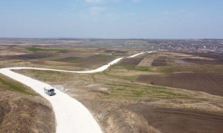 Botoşani: Peste 100 de kilometri de drumuri judeţene vor fi modernizaţi în baza unui proiect cu finanţare europeană