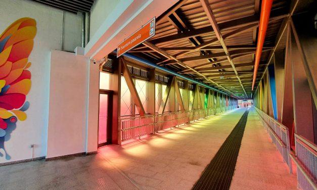 Ordinul Arhitecţilor Bucureşti recomandă un concurs de soluţii în cazul pasarelelor pe care Primăria Sectorului 4 vrea să le construiască
