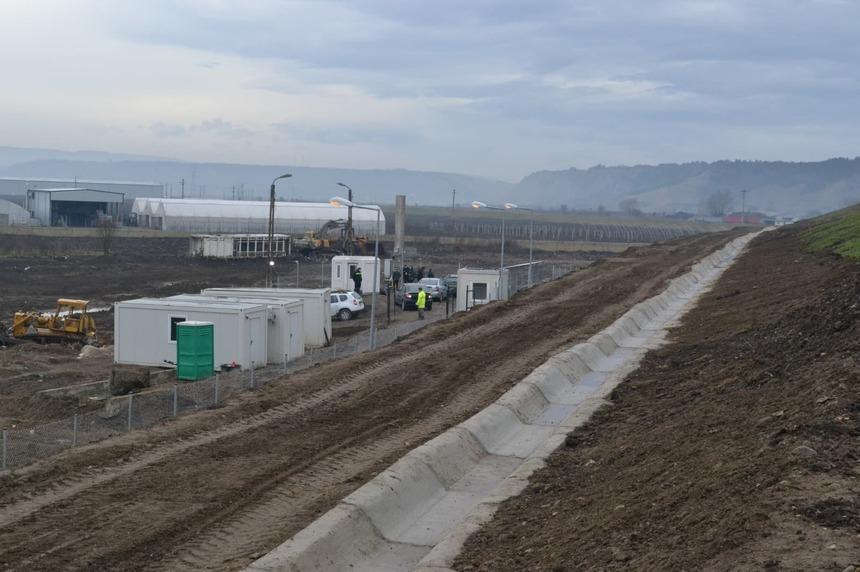 Toate rampele de gunoi din judeţul Cluj sunt conforme, după închiderea celei de la Câmpia Turzii