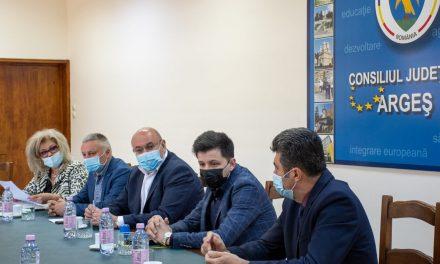 Proiect de peste 27 de milioane de lei pentru reabilitarea Palatului Administrativ din Piteşti
