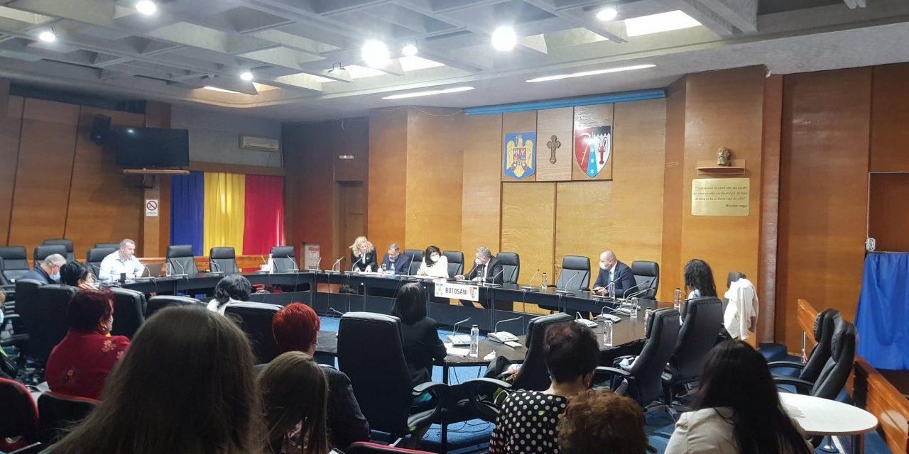 A fost constituită Asociaţia Secretarilor Generali de Comune, în judeţul Botoşani