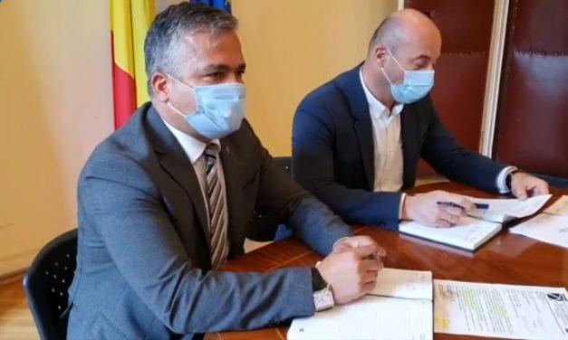 Traseul autostrăzii de legătură cu Moldova, prezentat primarilor din localităţile brașovene vizate de acesta
