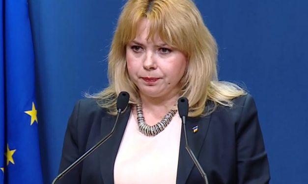 Anca Dragu: Economia românească este pregătită să absoarbă mai multe investiţii