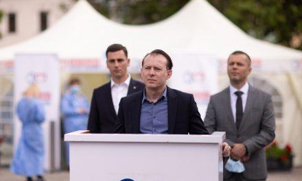 Florin Cîţu: Drumul expres Baia Mare-Satu Mare este prioritate zero pentru Guvern