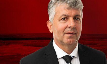 Candidatul PSD, Ion Andone, noul primar al oraşului Târgu Bujor