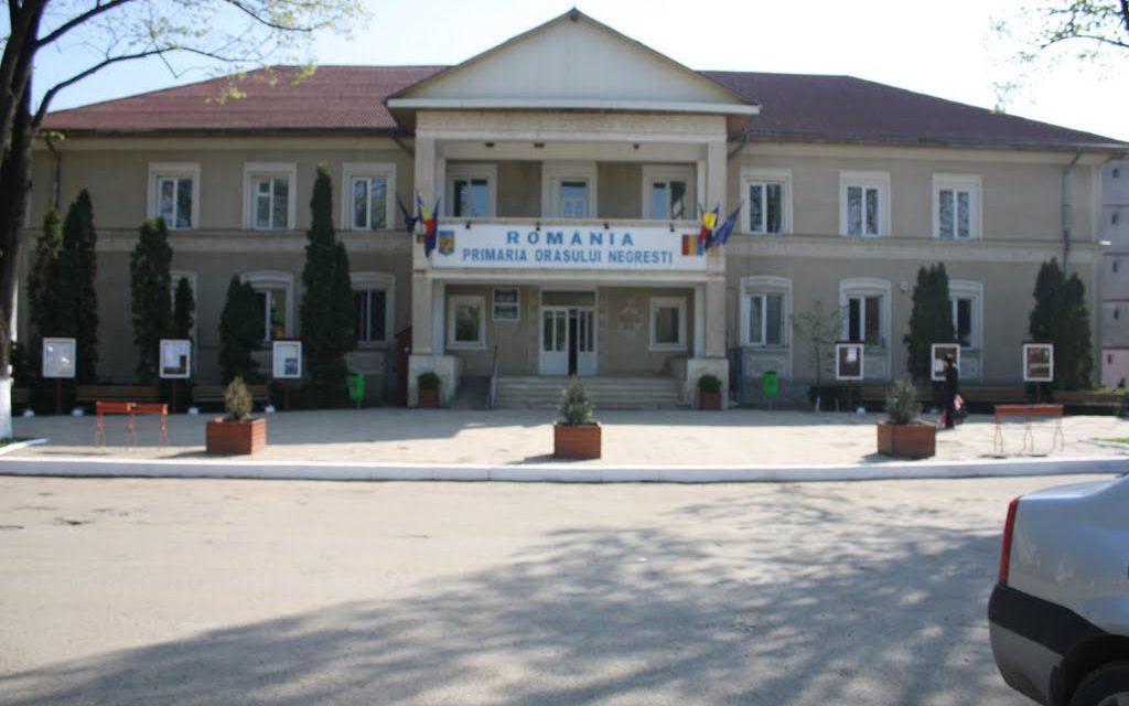 Scutire de la plata impozitelor pentru investiţii de cel puţin 50.000 de euro, în orașul Negreşti