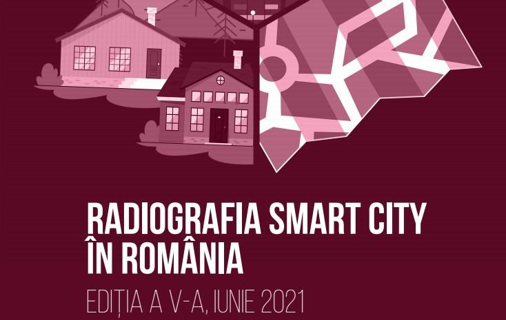 Radiografia Smart City în România: 860 de proiecte, în 124 de orașe