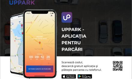UPPARK- Aplicație mobilă smart pentru Smart City