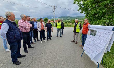 Consiliul Judeţean Hunedoara a predat amplasamentele pentru modernizarea Culoarului Mureş Nord