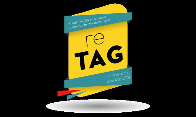 """reTAG – a retail, FMCG & e-commerce conference for the modern world"", eveniment online pe 17 iunie"