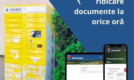 Comuna sibiană Şelimbăr, prima din ţară cu serviciu digitalizat de livrare a documentelor în căsuţă poştală