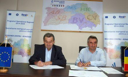 Incubator de afaceri la Făgăraş – proiect cu fonduri europene, în valoare de un  milion de euro
