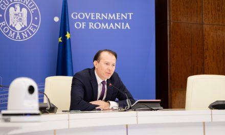Florin Cîţu: Guvernul a aprobat o OUG care dă posibilitatea UAT-urilor să se împrumute de la Trezoreria statului