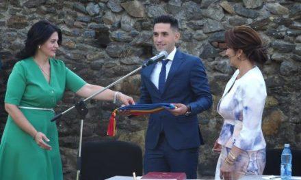 Primarul din Şimleu Silvaniei a depus jurământul