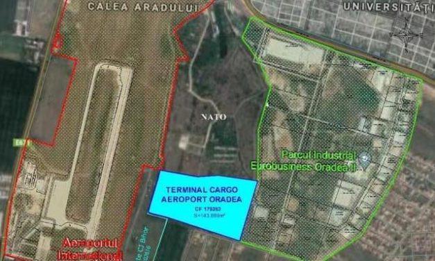 Licitaţie pentru Terminalul cargo al Aeroportului Oradea
