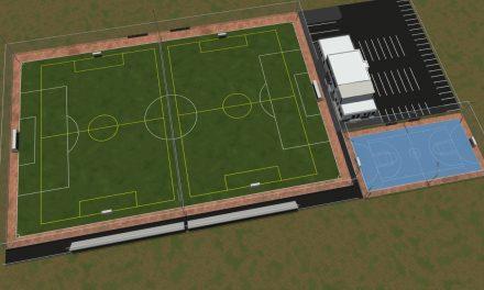 O nouă bază sportivă în municipiul Marghita, cu fonduri acordate de MDLPA