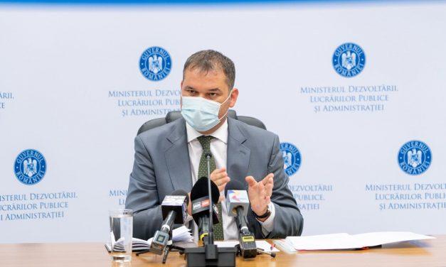 """Ministrul Cseke Attila anunță fonduri prealocate pentru fiecare localitate pentru un proiect eligibil în programul """"Anghel Saligny"""""""