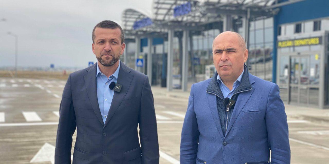 Consilierii judeţeni au aprobat înfiinţarea Companiei aeriene Air Oradea