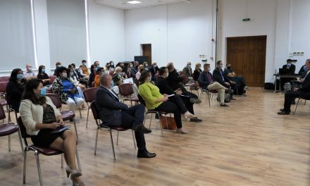 Întâlnire de lucru privind elaborarea Strategiei de Dezvoltare Durabilă a judeţului Sălaj