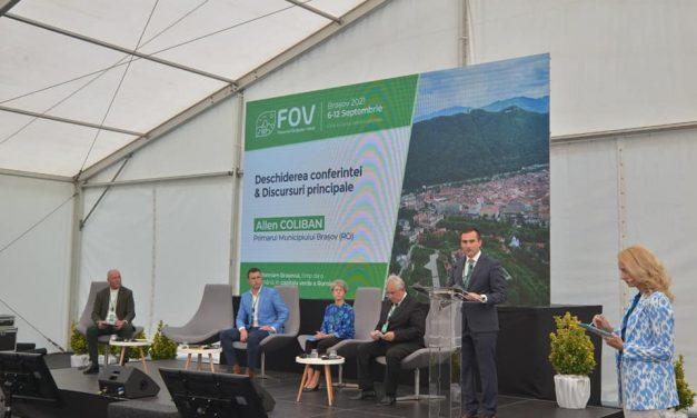 Reducerea cu 55% a emisiilor de CO2 până în 2030 şi neutralitate climatică până în  2050 – asumate de municipiul Braşov, în cadrul FOV