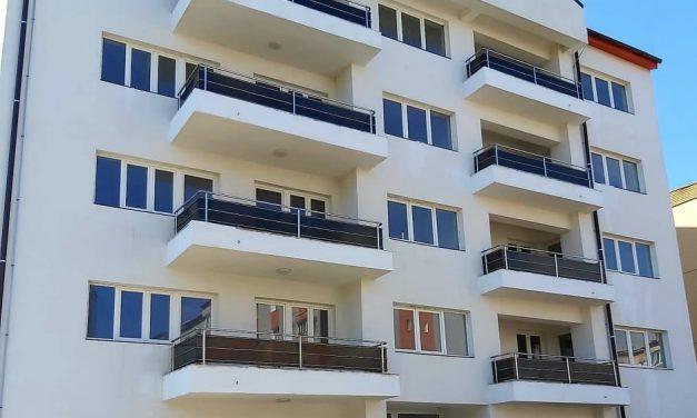 ANL a recepţionat 20 de locuinţe pentru tineri în municipiul Topliţa