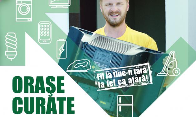 Campanii cu premii de colectare a deșeurilor electrice
