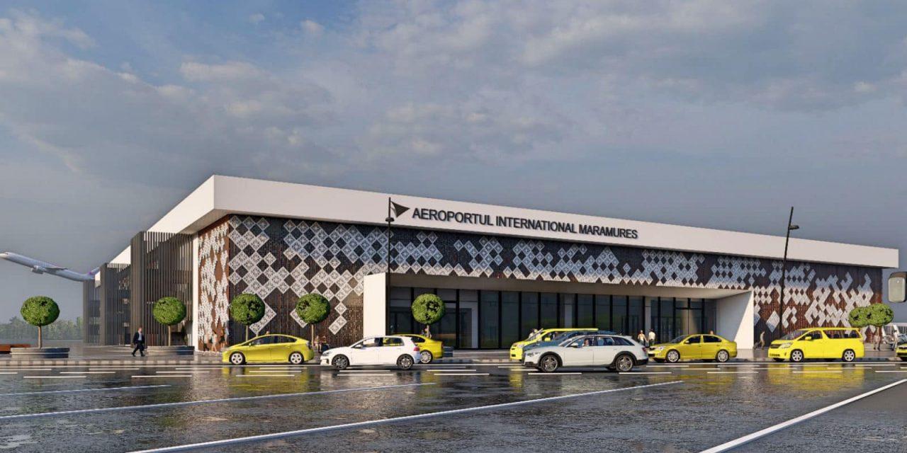 Preşedintele CJ Maramureş anunţă zboruri externe de linie începând din 2022, în  urma schemei de ajutor de stat