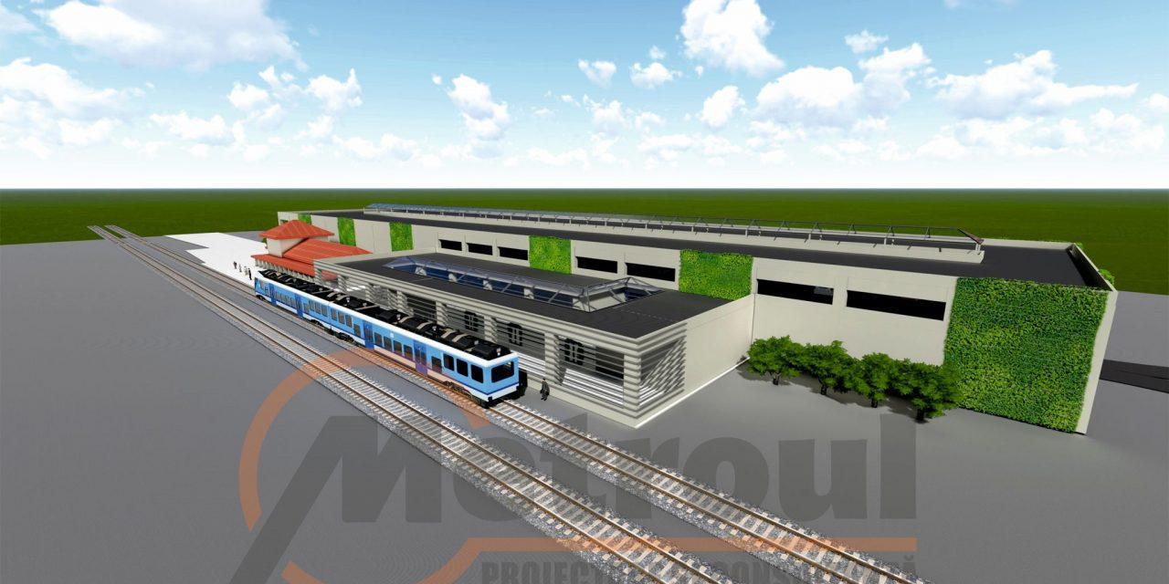 CJ Ilfov anunţă că a fost avizată documentaţia de urbanism pentru extinderea magistralei de metrou M4