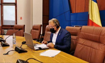 """Preşedintele Consiliului Judeţean Bistriţa-Năsăud semnalează """"foarte multe"""" furturi de apă şi cere intensificarea controalelor"""