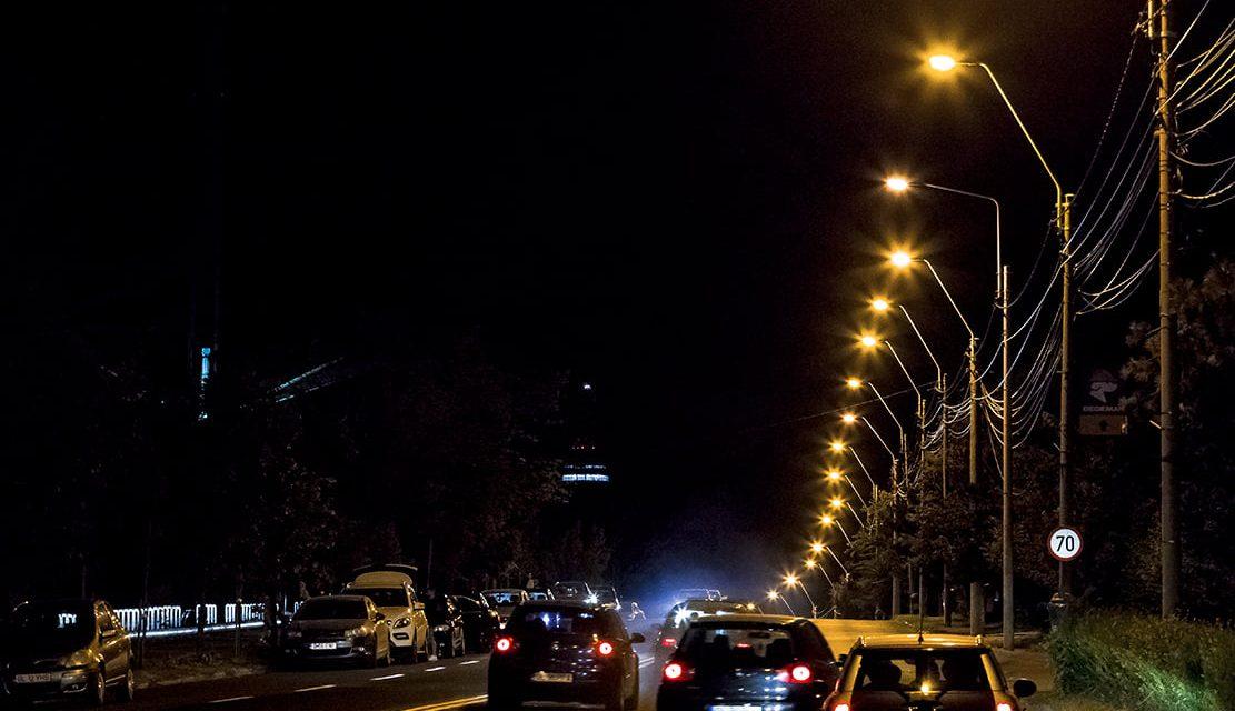 Municipiul Galaţi va avea pe principalele patru artere aparate de iluminat stradal cu LED