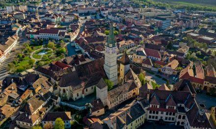 Oraşul Mediaş contractează o finanţare de 7,7 milioane euro de la BERD pentru îmbunătăţiri în infrastructură