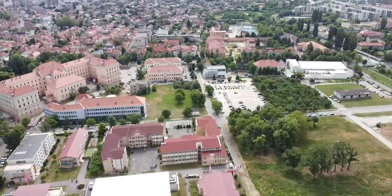 Concurs internaţional de proiecte pentru viitorul centru cultural din Oradea
