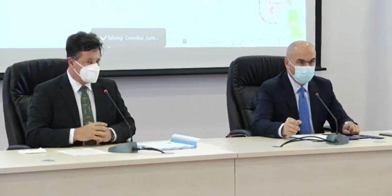 Traseul viitorului drum expres Arad – Oradea a fost avizat de Ministerul Transporturilor