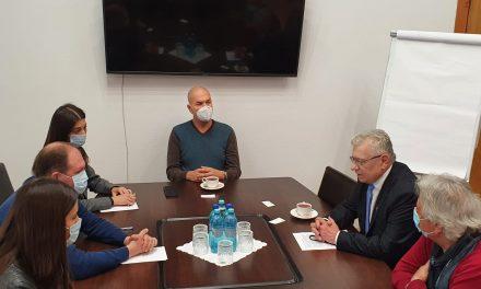 Proiect de înfrăţire pe mai multe planuri între CJ Hunedoara şi Primăria Chişinău