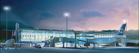 CJ Braşov a prezentat studiul de fundamentare pentru aeroportul internaţional de la Ghimbav