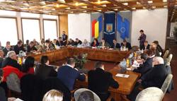 Consiliul Judeţean Satu Mare a votat bugetul judeţului pe anul în curs