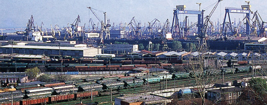 Președintele Iohannis cere reexaminarea legii de aprobare a Ordonanţei privind administrarea porturilor
