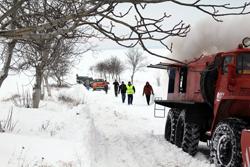 20 de primării sucevene nu au contracte încheiate pentru deszăpezirea din sezonul rece, susţine prefectul