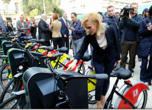 Voucherele pentru biciclete în Capitală au fost suplimentate cu până la 25.000