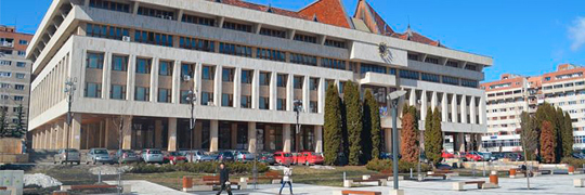 Bugetul judeţului Harghita este mai mic decât în 2019