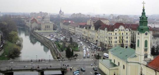 Extinderea unei linii de tramvai şi un nou pod, proiecte ale Primăriei Oradea în 2017