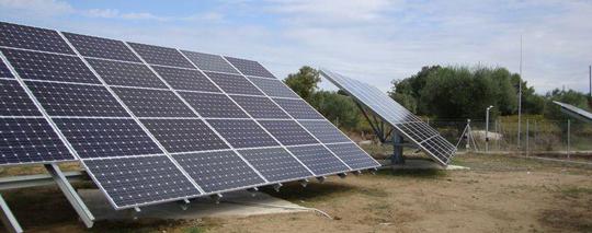 Arad: Un parc fotovoltaic ar urma să fie construit pe o suprafaţă de peste o mie de hectare