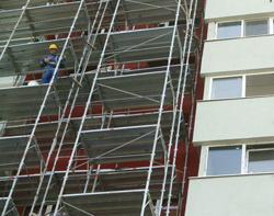 6 milioane lei pentru creşterea eficienţei energetice a unor blocuri, obţinute de Primăria Galaţi