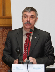 Preşedintele CJ Covasna, Tamas Sandor, este nemulţumit că autorităţile locale nu sunt sprijinite în accesarea fondurilor UE