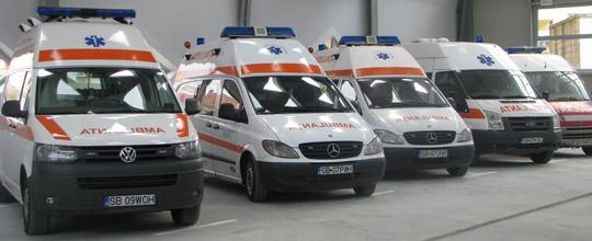 Primăria Capitalei va demara procedura de achiziție a 100 de ambulanțe